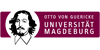 "Tenure-Track-Professur (W2) ""Methodenlehre II: Evaluation und Diagnostik"" - Otto-von-Guericke-Universität Magdeburg - Logo"