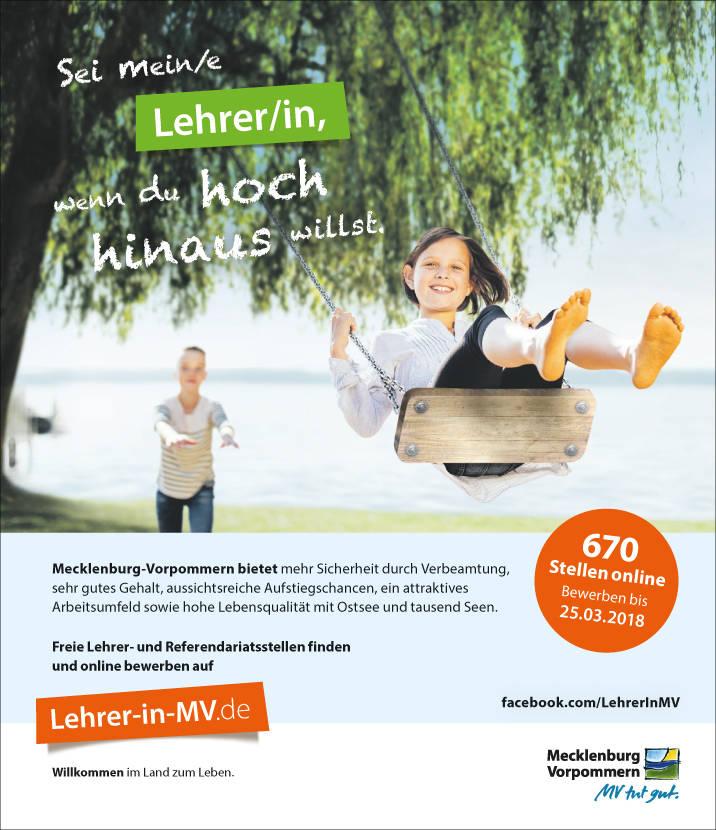 Lehrer Mw 154970 Zeit Online Stellenmarkt