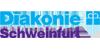 Psychologe (m/w) für die Psychosoziale Beratungs- und Behandlungsstelle / Suchtberatung - Diakonisches Werk Schweinfurt e. V. - Logo