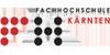"""Professur """"Konstruktion und Simulation"""" im Studienbereich """"Engineering & IT"""" - Fachhochschule Kärnten - Logo"""