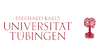 "Doctoral position ""Modelling water quality in rivers"" - University of Tübingen - Logo"