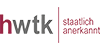 Professorship (W2) Business Administration - hwtk University of Applied Sciences - Logo