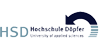 Professur (W2) für Psychologie - HSD Hochschule Döpfer - Logo