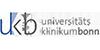 Wissenschaftlicher Mitarbeiter (m/w) Schwerpunkt Mensch-Technik-Interaktion - Universität Bonn / Universitätsklinikum Bonn (AöR) - Logo