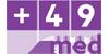 Mediziner, Biologen, Chemiker oder Pharmazeuten (m/w) - +49 med GmbH - Logo