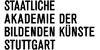 Akademischer Mitarbeiter (m/w) Fachgruppe Architektur, Grundlagen des Designs und Prototyping - Staatliche Akademie der Bildenden Künste Stuttgart - Logo