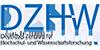 """Wissenschaftlicher Mitarbeiter (m/w/d) mit qualitativem Forschungsprofil -  Projekt """"Evaluation des Bund-Länder-Wettbewerbs Aufstieg durch Bildung: offene Hochschulen"""" - Deutsches Zentrum für Hochschul- und Wissenschaftsforschung (DZHW) - Logo"""