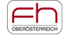Professur für Informatik & Industriesysteme Robotic Systems Engineering - Fachhochschule Oberösterreich - Logo