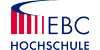 Professur für International Business Management - EBC Hochschule - Logo