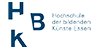 Professur in Produkt Design - Hochschule der bildenden Künste (HBK) Essen - Logo