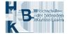 Professur in Digital Media Design - Hochschule der bildenden Künste (HBK) Essen - Logo