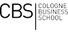 Professur für Marketing - Cologne Business School (CBS) - Logo