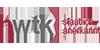 Autor (m/w) im Bereich Organisationsentwicklung in der frühkindlichen Bildung / Sozialpädagogik - Hochschule für Wirtschaft, Technik und Kultur (HWTK) - Logo