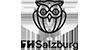 Professur im Fachbereich Controlling und Finance - Fachhochschule Salzburg - Logo