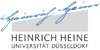 Wissenschaftlicher Mitarbeiter (m/w) in der mikrobiellen Zellbiologie - Heinrich-Heine-Universität Düsseldorf - Logo