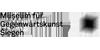 Mitarbeiter (m/w) Bildung und Kommunikation - Museum für Gegenwartskunst Siegen - Logo