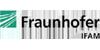 Wissenschaftlicher Mitarbeiter (m/w/d) Data Scientist in der Qualitätssicherung - Fraunhofer-Institut für Fertigungstechnik und Angewandte Materialforschung (IFAM) - Logo