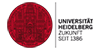 Full Professorship (W3) for Complex Data Processing in Epidemiology - Ruprecht-Karls-Universität Heidelberg - Logo