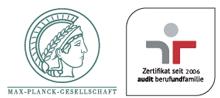 Forschungskoordinator/in (m/w/d) - Max Planck Law - Zertifikat