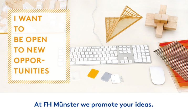 Professorship (W2) for Product Design - FH Münster