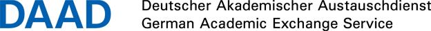 Dozentinnen und Dozenten - DAAD - Logo