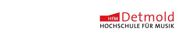 Professur (W2) für Violine - Hochschule für Musik Detmold - Logo