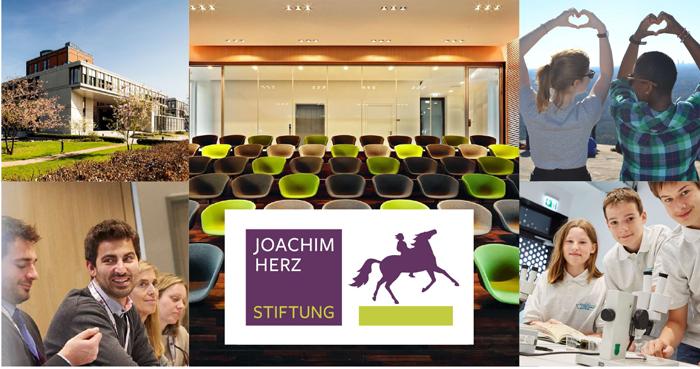 Bereichsleiter (m/w/d) - Joachim Herz Stiftung - Header