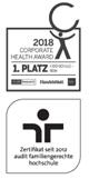 W3-Stiftungsprofessur - Uni Stuttgart - Zertifikat