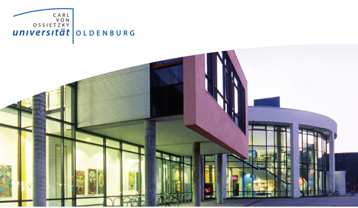 wissenschaftlicher Mitarbeiter - Uni Oldenburg - Logo