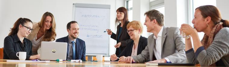 Wissenschaftlicher Mitarbeiter (d/m/w) Digitalisierung in Bildung und Wissenschaft - VDI VDE - Header