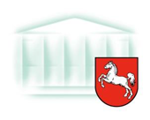 Audioredakteurin oder Audioredakteur (w/m/d) - Landtag Niedersachsen - Logo
