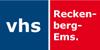 Leitung der Volkshochschule - Volkshochschule Reckenberg-Ems gem. GmbH - Logo