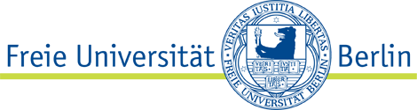 Universitätsprofessur - FU Berlin - Logo