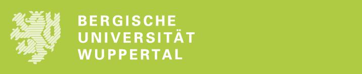 Wissenschaftlicher Mitarbeiter - Bergische Universität Wuppertal - Logo