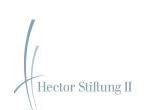 Head of Division - Hector Foundation II - Logo