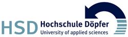 Professur  - HSD Hochschule Döpfer - Header