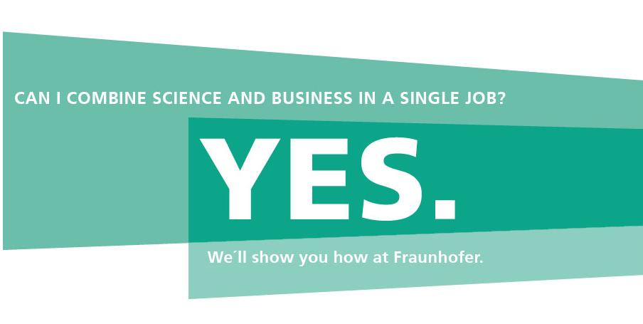 Postdoctoral Researcher - FRAUNHOFER-INSTITUT - Bild