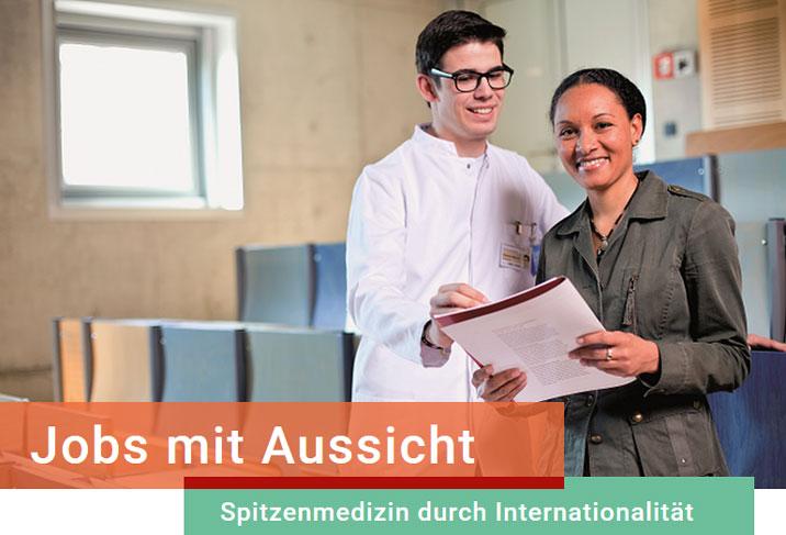 Referent der Klinikdirektorin - Universitätsklinikum Carl Gustav Carus Dresden - Logo
