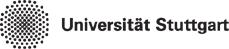 Geschäftsführer/-in - Uni Stuttgart - Logo