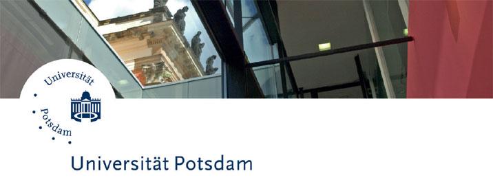 W 1-Juniorprofessur für Grundschulpädagogik Deutsch: Literatur und Medien - Universität Potsdam - Logo