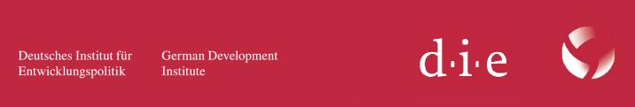 Economist (m/f/d) - DIE - Logo