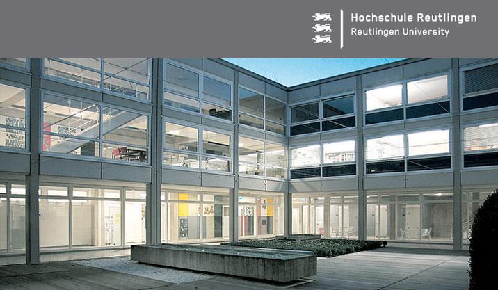 Mitarbeiter (m/w/d) - Hochschule Reutlingen - Logo
