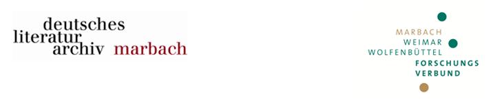 Wissenschaftlicher Mitarbeiter - Deutsches Literaturarchiv Marbach - Logo