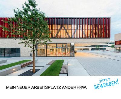 Referent (m/w/d) - Hochschule Ruhr West - Hintergrund