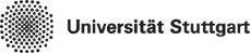 Professur (W3) - Uni Stuttgart - Logo