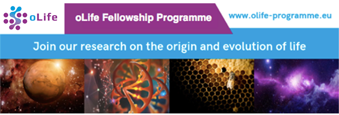 Post-doctoral Fellowships on the Origin and Evolution of Life -  	 Rijksuniversiteit Groningen - Logo