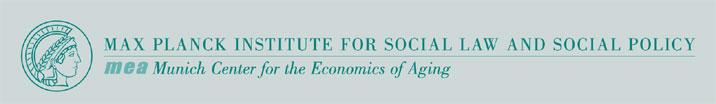 Survey Methodologist (f/m/d) - Max-Planck-Institut für Sozialrecht und Sozialpolitik - Logo