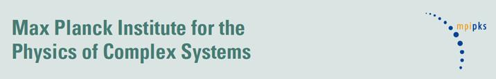 Wissenschaftlichen Mitarbeiter (m/w/d) - Max Planck Institut für Physik komplexer Systeme  - logo