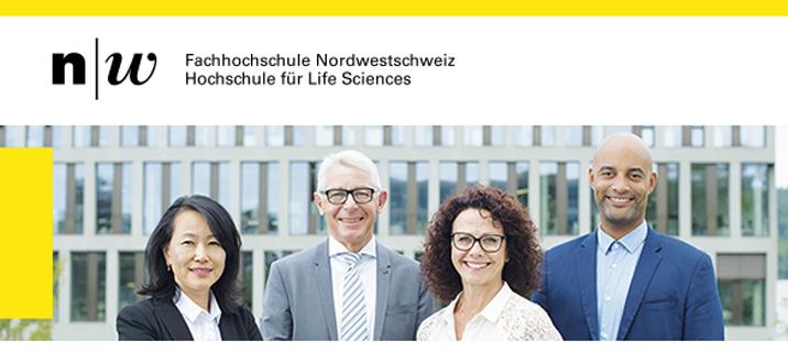 Professor/in für Umwelttechnik - Fachhochschule Nordwestschweiz - Logo