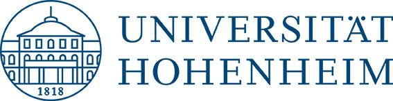 Wissenschaftlicher Mitarbeiter (m/w/d) - Universität Hohenheim- Logo